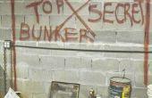 Wie man einen Super Top geheime Bunker unter Ihrem Haus zu bauen.  Das Vorspiel...