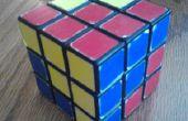 Wie man einen Rubiks Cube lösen