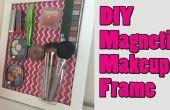 Pinterest inspiriert - DIY Make-up Board Tutorial