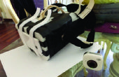 DIY FPV Goggles für drahtlose Kamera