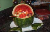 Obst Salat Froggie