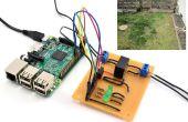 Raspberry Pi kontrollierte Bewässerung-System
