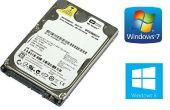 Installieren Sie Windows-8-7 von Hard Drive [EN-ITA] Installare Windows 8-7 da Festplatte