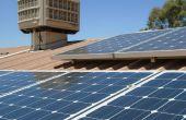 Solarbetriebene Klimaanlage