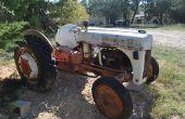 Mein anderes Projekt: 1947 Ford Traktor
