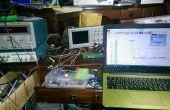 Wie erstelle ich eine preiswerte 16 MHz Arduino-Oszilloskop mit Excel und Ihrem Computer-Bildschirm zur Anzeige