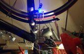 DIY berührungslosen magnetischen Induktion Fahrrad Dynamo