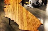 PLYBOO California Schreibtisch