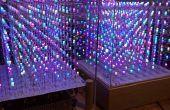 Arduino Mega 8 x 8 x 8 RGB LED Cube