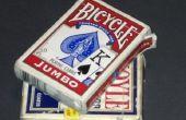 Gewusst wie: Geschwindigkeit mit Karten spielen