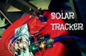 Solar-Tracker DIY Arduino