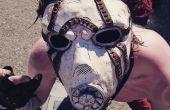 Wie erstelle ich eine Borderlands Psycho-Maske: