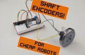 Speed Controller für billige Roboter, Teil 1: Drehgeber