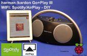 Spotify & Airplay Boombox aus einem HK Go + Play II