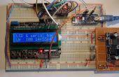 1602 LCD-Bedienteil Schild-Modul mit I2C Rucksack