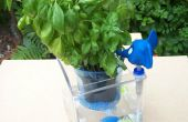 Hydrokultur indoor Pflanzer 'Eleplant 3D'