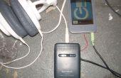 Einfache, Powered Pocket Verstärker
