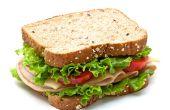 Lösung-Sandwich: Wie Sie schwierige Gespräche haben