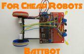 Weitere Chassis für billige Roboter 1: Battbot