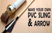 DIY-PVC Sling & Pfeil