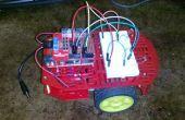 Einfaches Licht nach Roboter