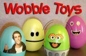 Machen Sie Ihr eigenes Ei Weeble Wobble Spielzeug