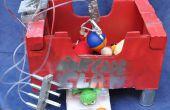 Hydraulisch angetriebene Arcade Claw