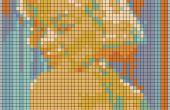 Einfach Post-It / Haftnotiz Mosaiken mit freier Software.