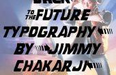 Zurück zu den zukünftigen Typografie