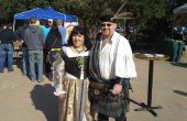 Renaissance Kostüme - keltische Krieger Kostüm