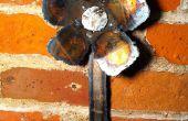 Blech-Blume, Praxis-Plasma-schneiden und Schweißen