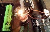 Lithium-Ionen-Zelle Kapazität mit einem Arduino zu messen