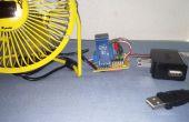 Blaue Smart Socket - Gerät/App(smart surge protector)