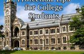 Identität Diebstahl-Schutz-Tipps für College-Studenten