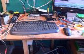 Super Kondensator Tastatur mod