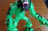 DIY Schleim Monster Spielzeug