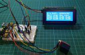 Mikrochip PIC Bibliothek, ein 20 x 4 LCD über I2C Steuern