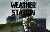 Wie erstelle ich eine Wetterstation Mini IOT