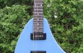 $150 individuelle ergonomische Gitarre