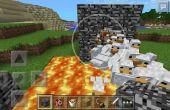 Wie erstelle ich ein Minecraft Huhn Gun!