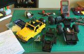 Hacking ein RC Auto mit Arduino und Android