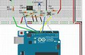 Kapazität-Meter mit Arduino und 741 Op-Amp