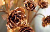 Kupfer-Rosen