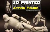 3D-Druck StormTrooper Action-Figur! (Realistische Artikulation)