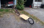 DIY Single Wheel Fahrrad Anhänger Easy