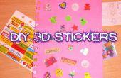 DIY 3D Sticker
