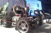 Arduino gesteuert Auto mit Colission Vermeidung