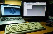 Entwicklung der Laptop Stand