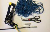 Magnetische Paracord Ratsche Freigabe Assistent für Slackline-Setups