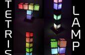 Tetris-inspirierte modulare Lampe